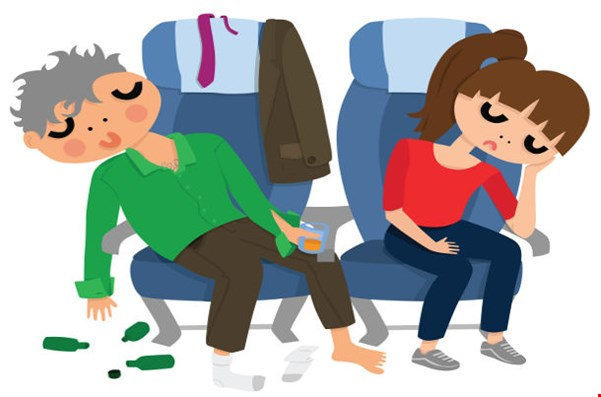 How to Handle Annoying Passengers During Your Journey