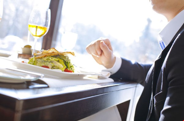 Business Dining Etiquette Tips