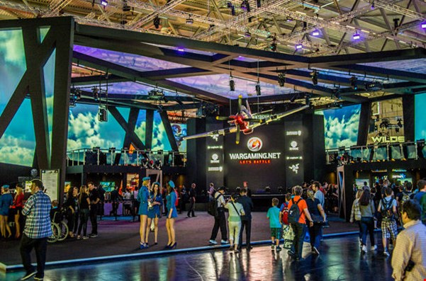 10 Biggest Game Events of 2014