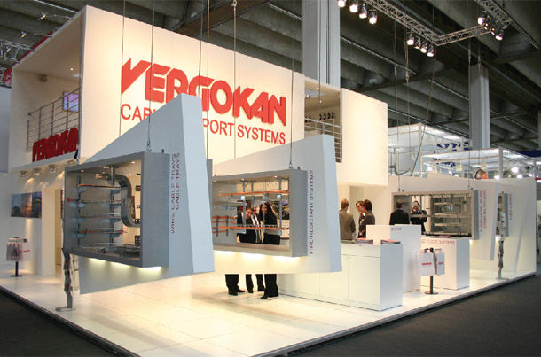Exhibition Booth Design Singapore : A good booth design the first step to be visible at an exhibition