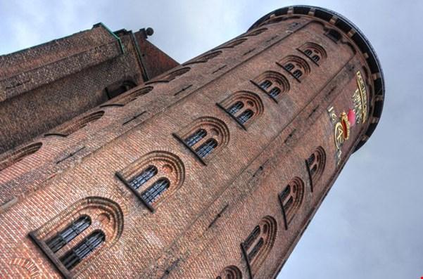 The Point Zero of Denmark: The Round Tower