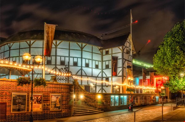 The Shakespeare's Globe: A Place to Forget the Time
