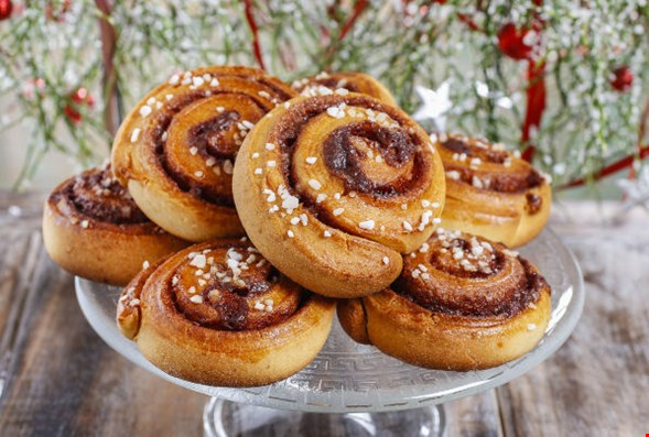 So Swedish and So Delicious: Kanelbulle
