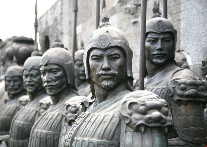 Terracota Army China-Terracota Army China