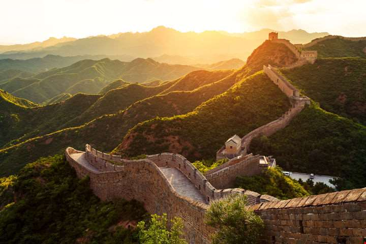 The Great Wall Of China-The Great Wall Of China