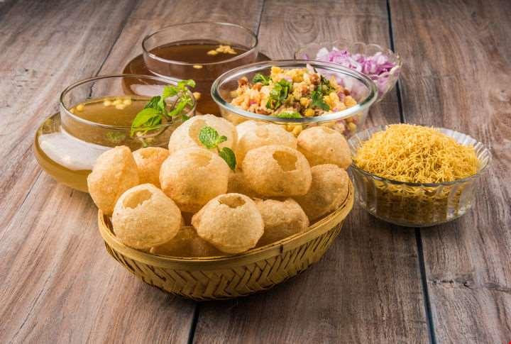 Golgappe Food India-Golgappe Food India