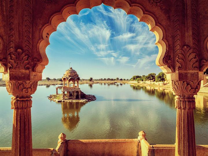 Jaisalmer Rajasthan India-Jaisalmer Rajasthan India