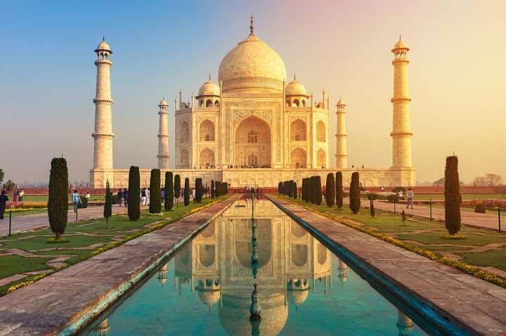 Taj Mahal India-Taj Mahal India