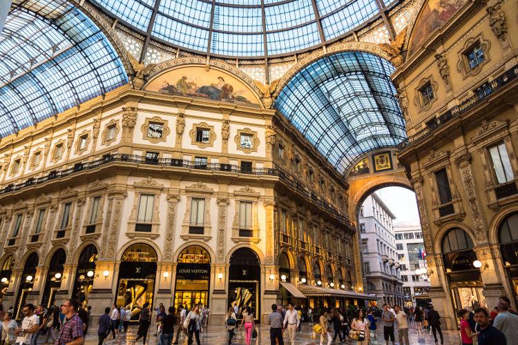 Galleria Vittorio-Galleria Vittorio