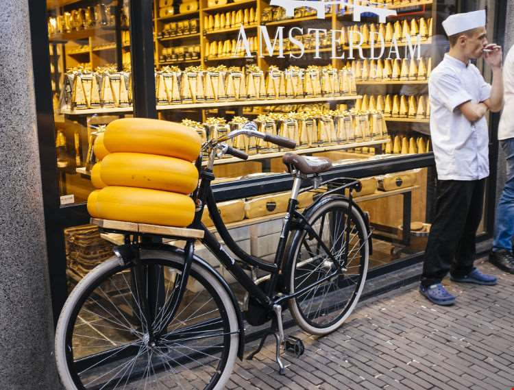 Dutch Cheese Shop-Dutch Cheese Shop