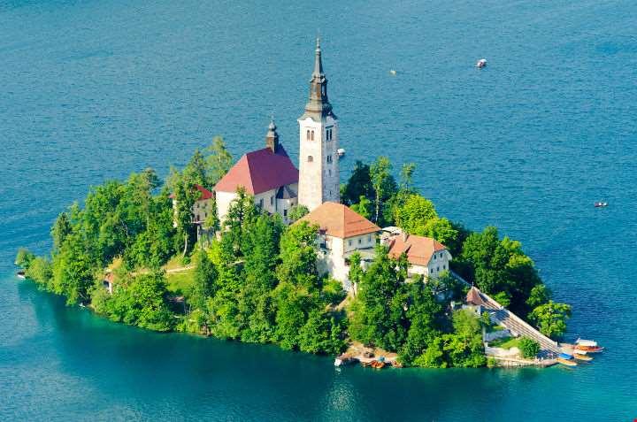 Lake Bled Slovenia-Lake Bled Slovenia