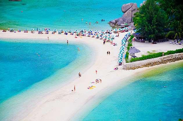 nang-yuan-island-thailand-Nang Yuan Island Thailand
