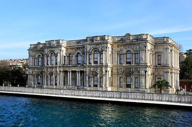 beylerbeyi-palace-istanbul-turkey-Beylerbeyi Palace Istanbul Turkey