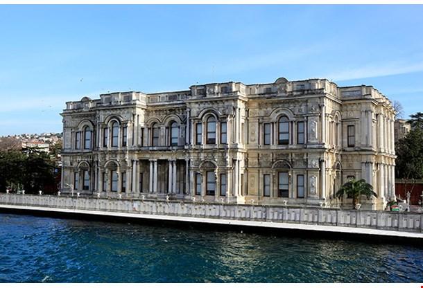 Beylerbeyi Palace Istanbul Turkey