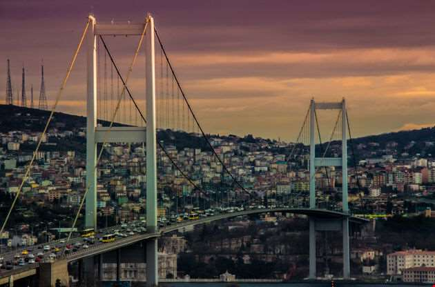 Bosphorus Bridge View-Bosphorus Bridge View