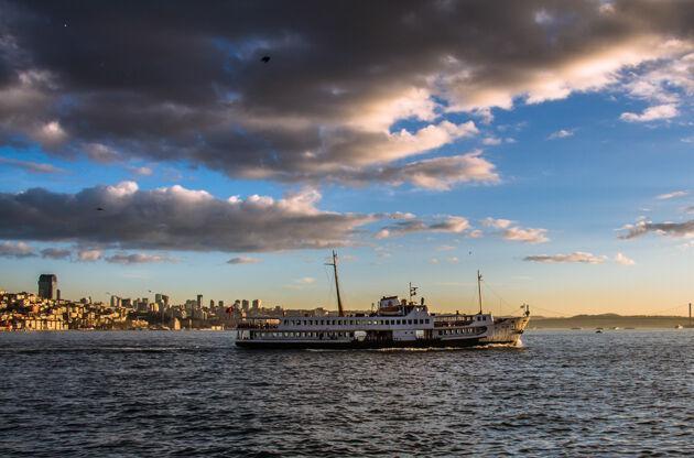 Bosphorus Cloudly-Bosphorus Cloudly