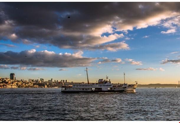 Bosphorus Cloudly
