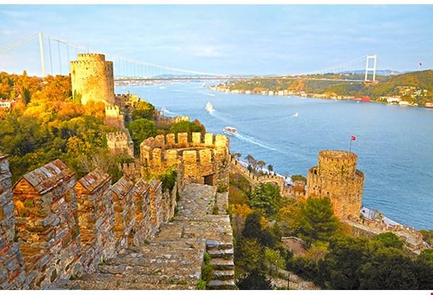 Fortress Rum Elihisar Istanbul Turkey