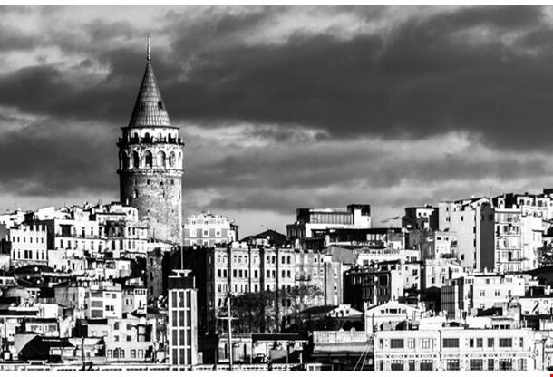 Galata Tower Aerial