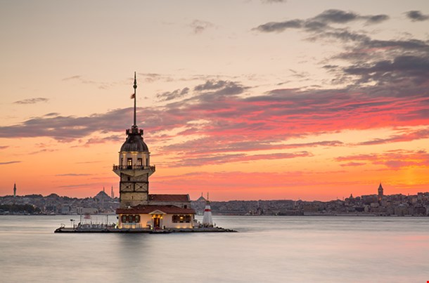 Maiden S Tower
