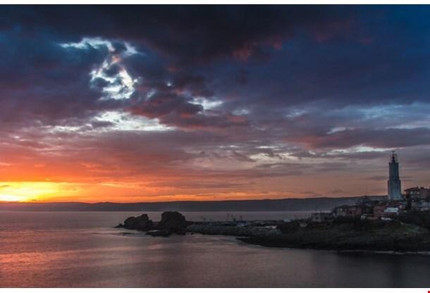 Rumelihisari Sunrise