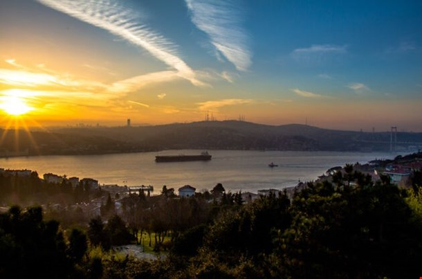 Ulus Sunrise