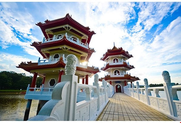 China Garden Singapore