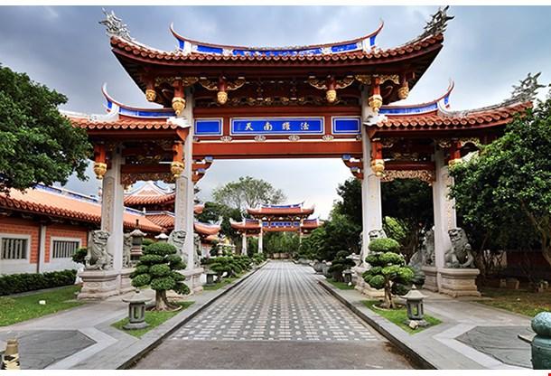 Lian Shan Shuang Lin Monastery Singapore