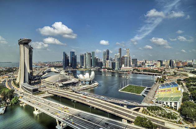 singapore-cityscape-Singapore Cityscape