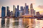 skyline-of-singapore-Skyline Of Singapore