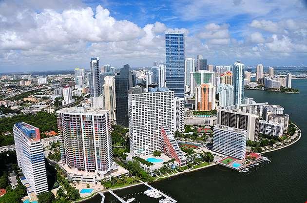 miami-skyline-Miami Skyline