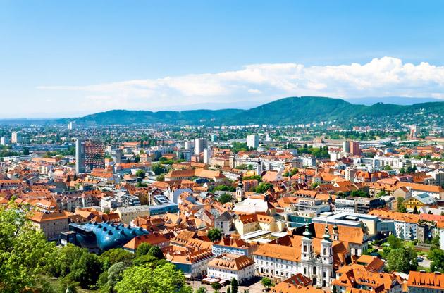 the-great-austrian-city-of-graz-The Great Austrian City of Graz