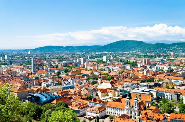 the-great-austrian-city-of-graz-The Great Austrian City of Graz