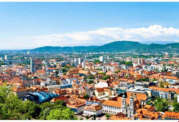 The Great Austrian City of Graz