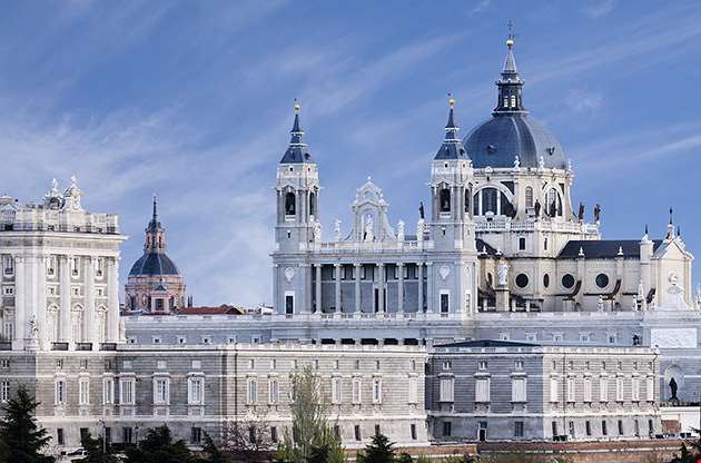 almudena-cathedral-madrid-spain-Almudena Cathedral Madrid Spain