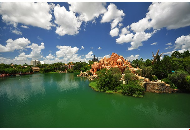 Universal Orlando Resort Elevated