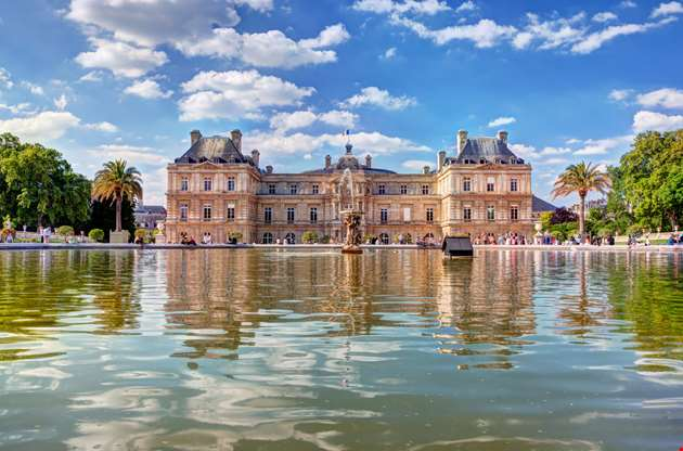 the-luxembourg-palace-The Luxembourg Palace