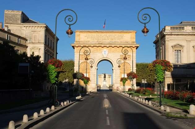 arc-de-triomphe-monpellier-Arc De Triomphe Monpellier