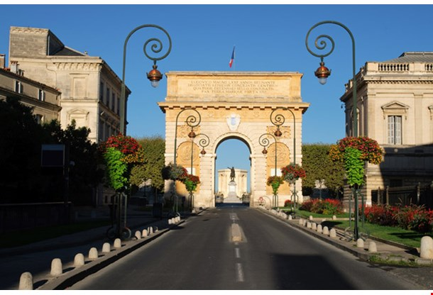 Arc De Triomphe Monpellier