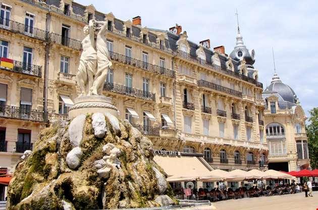 place-de-la-comedie-mont-pellier-Place De La Comedie Mont Pellier