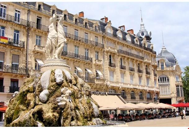 Place De La Comedie Mont Pellier