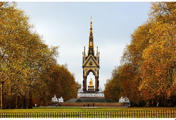 The Albert Memorial London