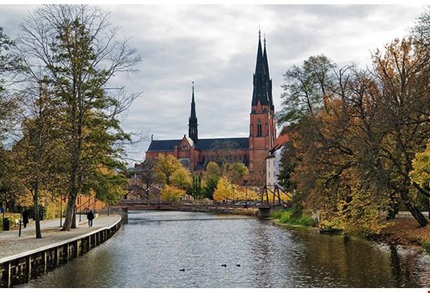 Uppsala Cathedral Sweden