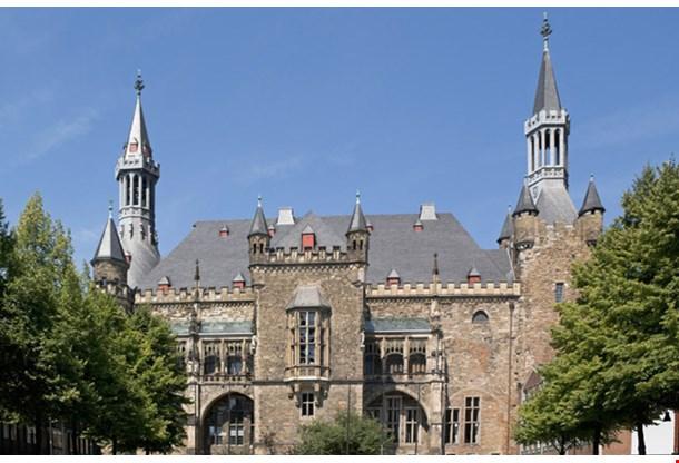 Aachen Aix La Chapelle