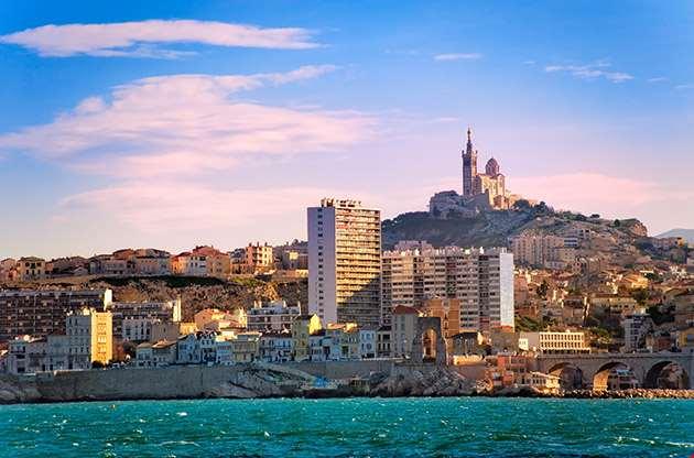 Marseilles France-Marseilles France