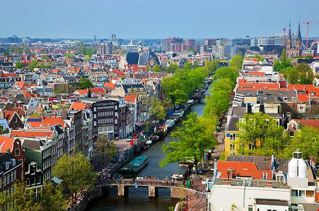 amsterdam-city-view-Amsterdam City View