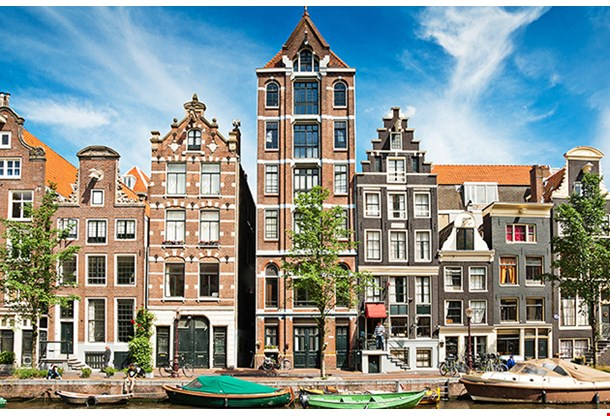 Historical Apartments Amsterdam