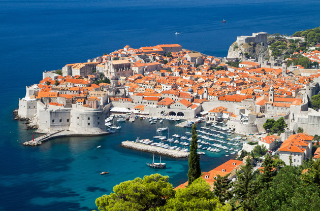old-town-of-dubrovnik-Old Town of Dubrovnik