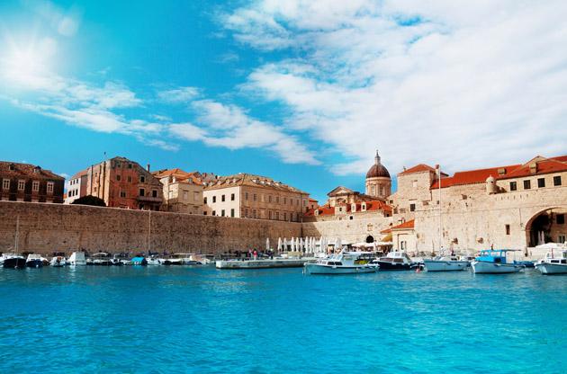 port-of-dubrovnik-Port of Dubrovnik