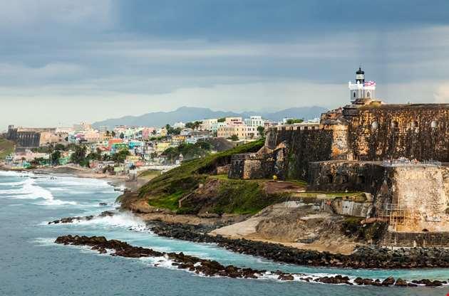 el-morro-fortress-san-juan-puerto-rico-El Morro Fortress San Juan, Puerto Rico